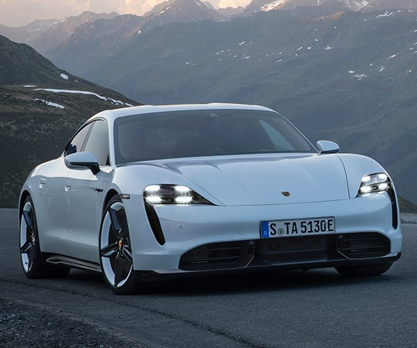 2020 Porsche Taycan Turbo and Turbo S are Simply Electric
