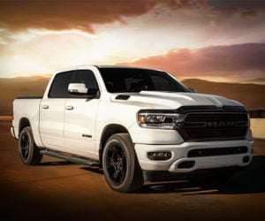 2020 Ram 1500 Night Edition and Rebel Black Go to the Dark Side