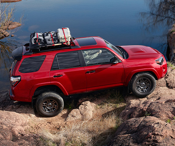 2020 Toyota 4Runner Venture Edition Is Ready for Adventure