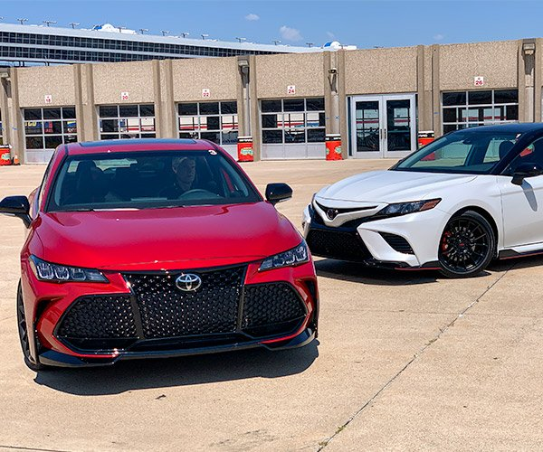 2020 Toyota Camry TRD and Avalon TRD First Drive Review