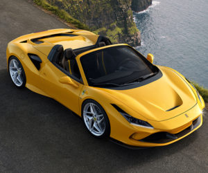 2020 Ferrari F8 Spider: The 488 Drop-top Evolves