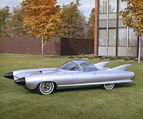 Concepts from Future Past: Cadillac Cyclone