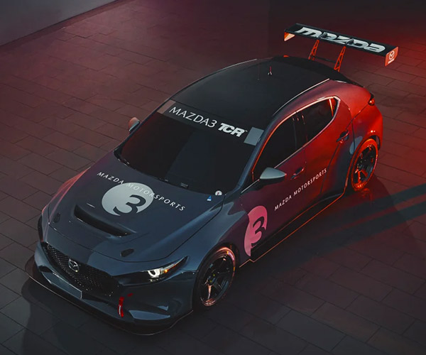 Mazda3 TCR Race Car Is Reason Enough to Bring Back MazdaSpeed