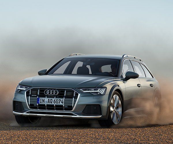 2020 Audi A6 allroad Gets a Lift for Off-road Prowess