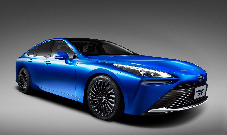 2021 Toyota Mirai Concept Is a Major Upgrade