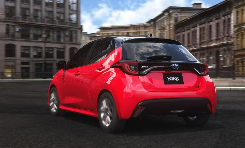 2021 Toyota Yaris Gets Big Upgrades, New Platform