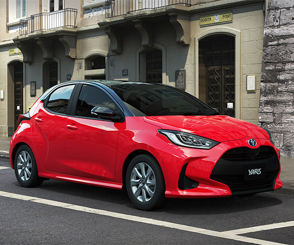 2021 Toyota Yaris Gets Big Upgrades, New Platform