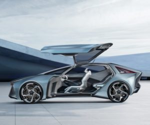 Lexus LF-30 Electrified Concept: This is What 2030 Looks Like