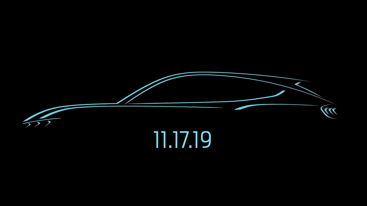 Ford to Reveal Mustang-Inspired Electric SUV on 11/17
