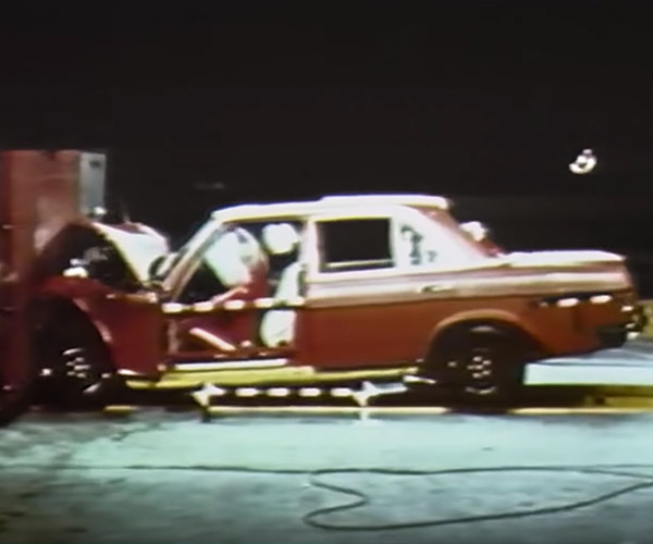 Mercedes-Benz Showcases 60 Years of Crash Testing