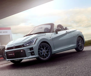 Toyota Copen GR Sport Is a Tiny Convertible Built for Fun