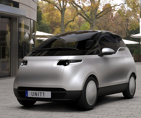 Uniti One Is a Pure EV City Car Bound for Europe