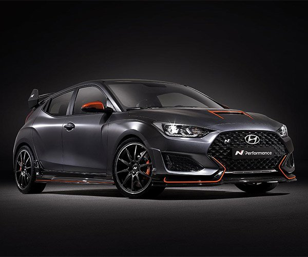 Hyundai Veloster N Performance Concept Heads to SEMA