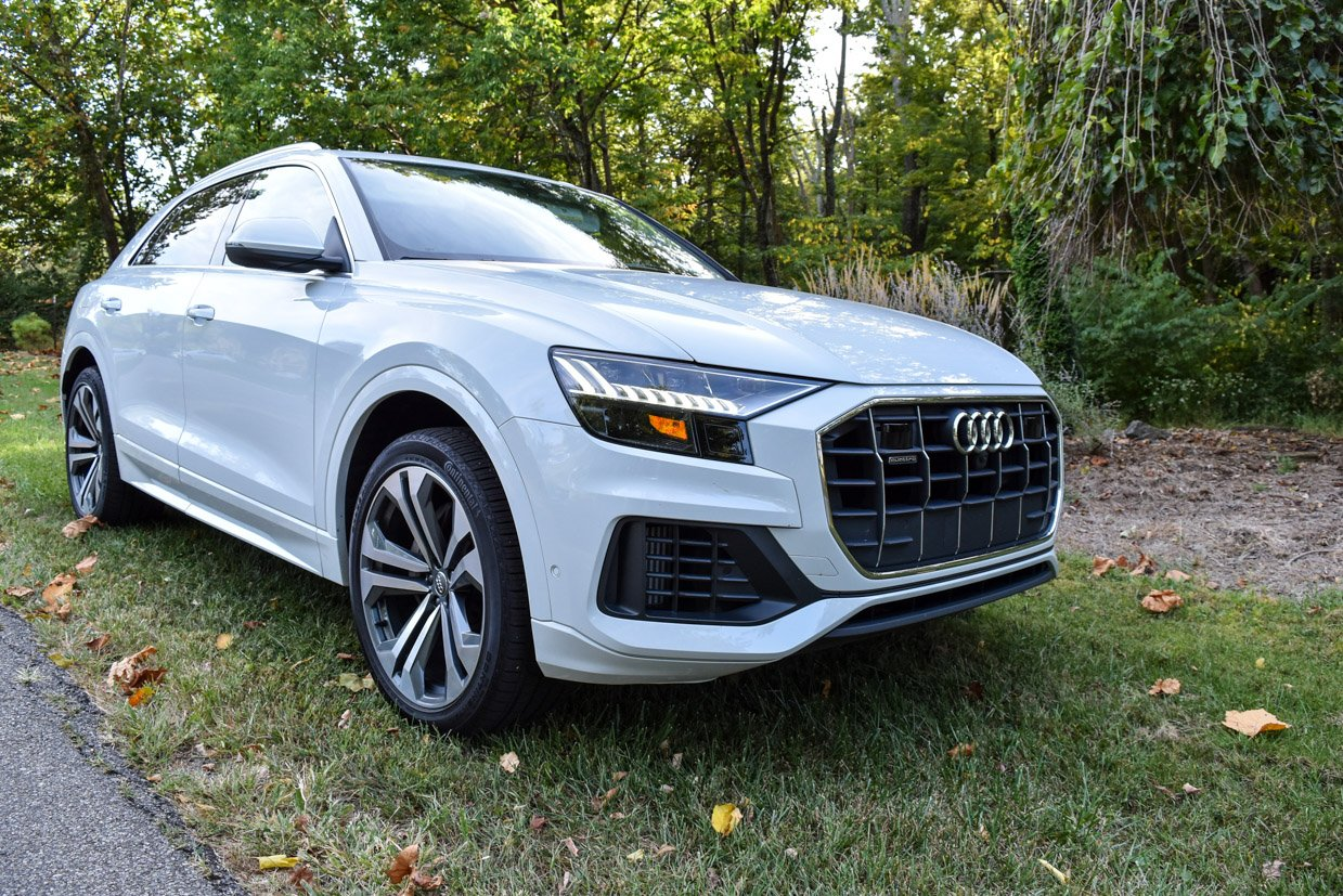 2019 Audi Q8 Review: A Refined and Modern SUV