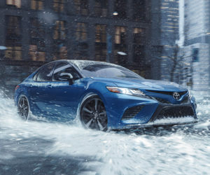 2020 Toyota Camry and 2021 Avalon Get AWD Versions