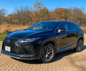 2020 Lexus RX Gets Small Updates in the Right Places