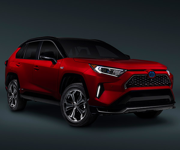 The 2021 RAV4 Prime Is a 302 Horsepower AWD Plug-in Hybrid That Gets 90 MPGe