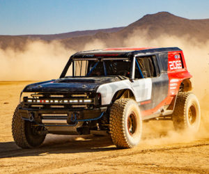 Ford Bronco R Baja Racer Teases New Bronco, Looks Amazing