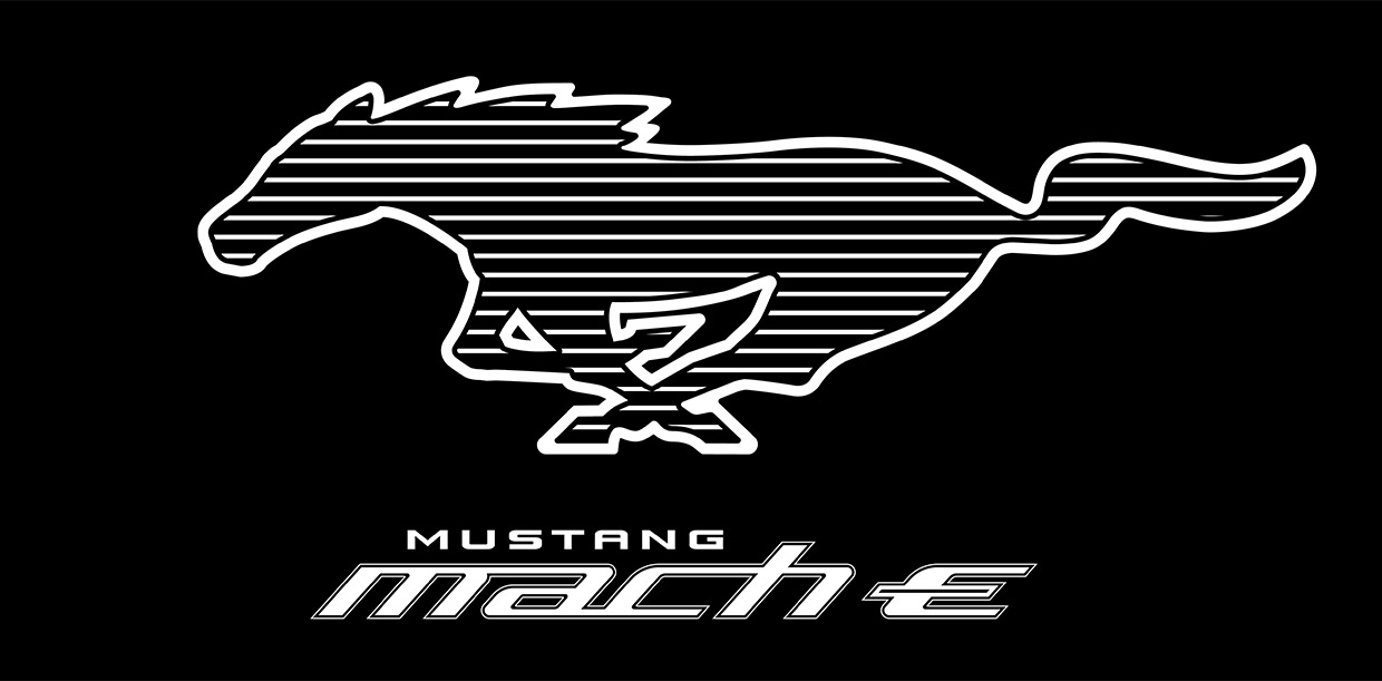 Mustang Mach-E Is the Name of Ford's Electric Crossover