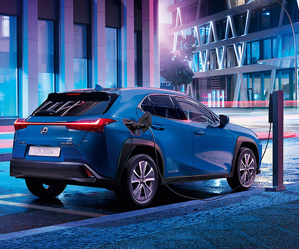 Lexus UX 300e: Company's First EV Bound for China, Europe, Japan