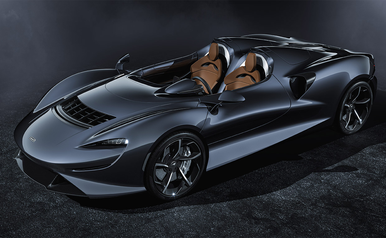 McLaren Elva Is an 804 hp Open-top Monster