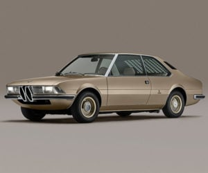 Concepts from Future Past: 1970 BMW 2002 Tii Garmisch