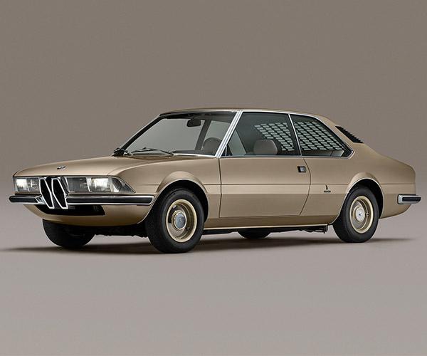 Concepts from Future Past: 1970 BMW 2002 Tii Garmisch