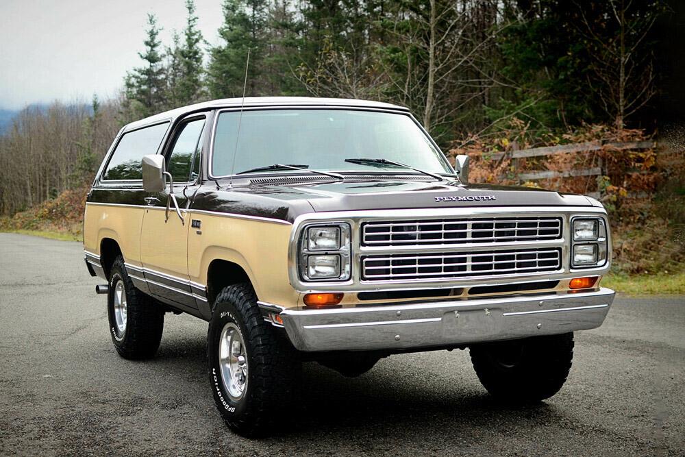 This 1979 Plymouth Trailduster Is Retro Fantastic