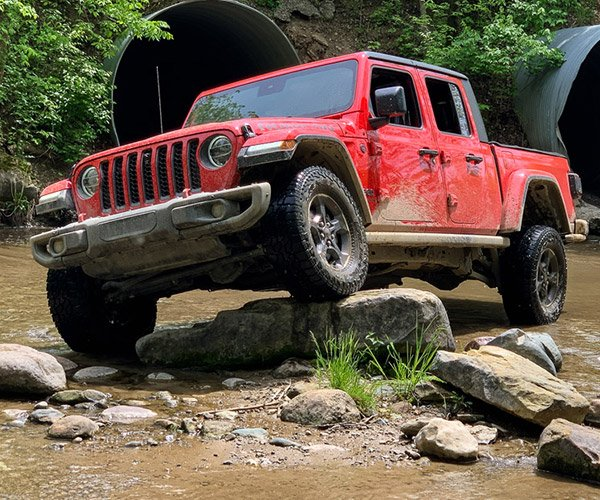 What's the Difference Between AWD and 4WD?