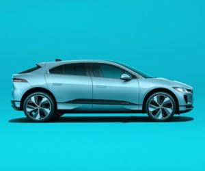Jaguar to Boost I-PACE Range Via Software Update