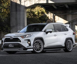 Kuhl Racing Works Up Some Very Cool Looking RAV4s