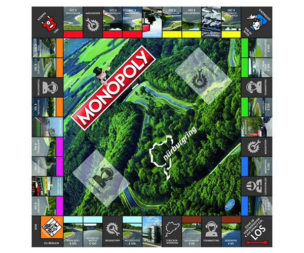 Nürburgring Monopoly: Go Directly to the Green Hell