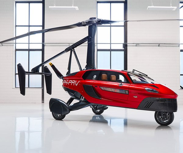 PAL-V Liberty Flying Car Heading to the Skies in 2021