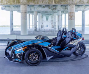 2020 Polaris Slingshot Revamps the Important Bits
