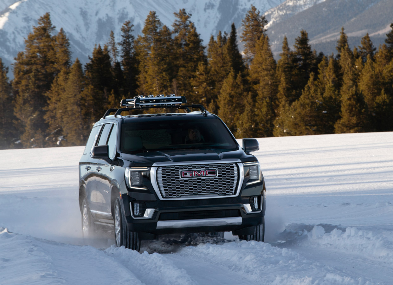 2021 GMC Yukon Breaks Cover in Colorado