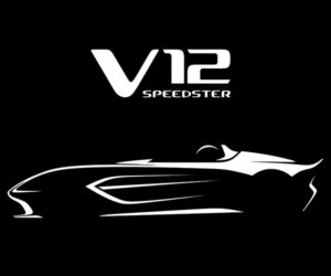 700hp Aston Martin V12 Speedster Going into Limited Production