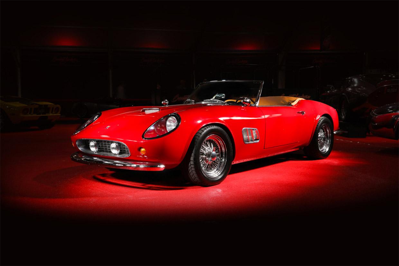Ferris Bueller Ferrari Sells for $400K