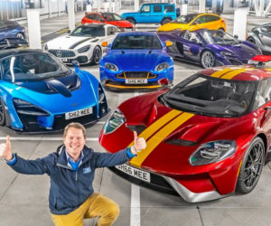 Shmee150 Shows off His Entire Supercar Collection