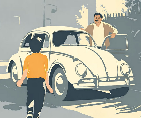 VW Bids Farewell to the Beetle with a Moving Animated Tribute
