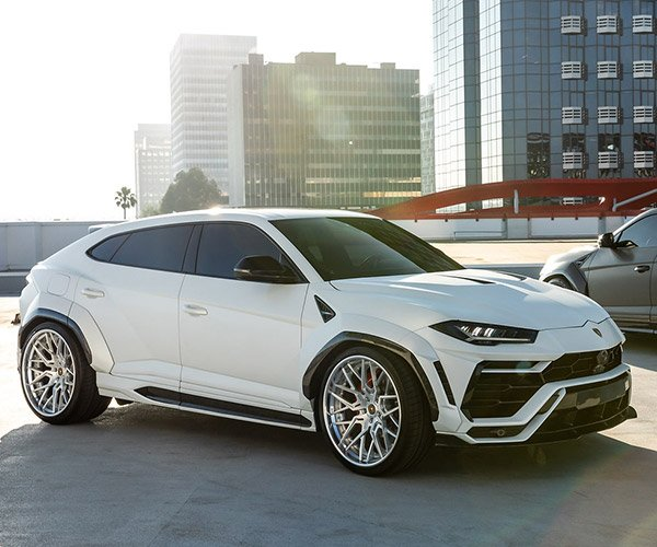 1016 Industries Drops Lamborghini Urus Widebody with 840hp