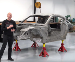 Tearing Down a Toyota GR Supra to Bare Metal