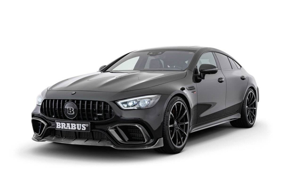 Brabus 800 Powers up the Mercedes-AMG GT 63 S Coupe