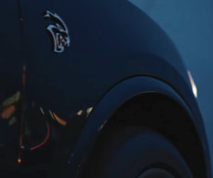 2021 Dodge Durango SRT Hellcat Teased in F9