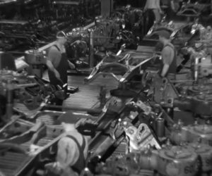 How Chevrolet Made Cars Back in 1936