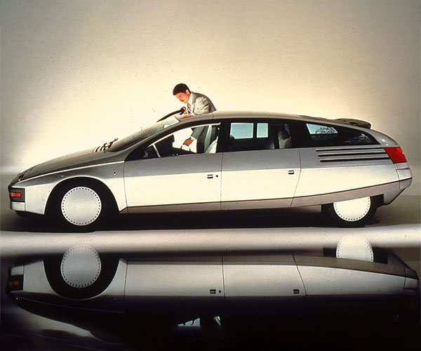 Concepts from Future Past: 1983 Lincoln Quicksilver by Ghia