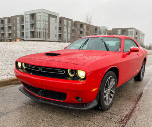 Dodge Challenger GT AWD Review: A Muscle Car for All Seasons