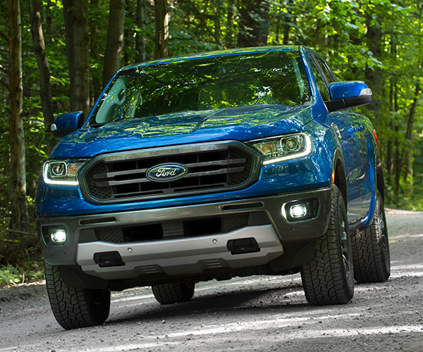 Ford Ranger Performance Tuning Adds 45 Horses
