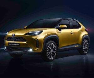 2021 Toyota Yaris Cross Looks Like a Mini RAV4