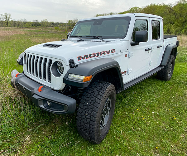 2020 Jeep Gladiator Mojave Review: Plenty of Fun, Even without a Desert