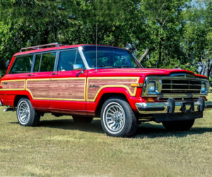 The Hellwagon Is a Hellcat-powered Jeep Grand Wagoneer